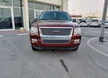 فورد اكسبلور موديل 2010 خليجي بحالة ممتازة جاهزة للتسجيل  Ford Explorer 2010 GCC
