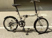 ville folding bike  like new