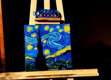 بيع لوحات فنية
