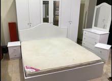 Doha model new bedroom set sell anywhere qatar