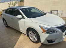 Nissan Altima 2015 SL full option aed 26000