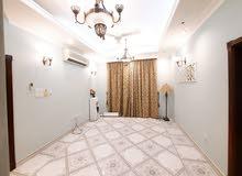 شقة راقية  غرفتين للايجار في البسيتين نص مفروش