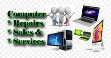 Computers Sales & Repair Services