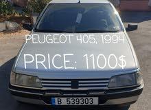 بيجو 405، 1994، فيتاس عادي