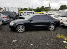 Hyundai Sonata 2007 For sale - Black color