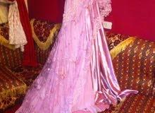 فستان حفلة وردي