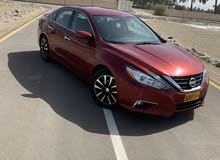Red Nissan Altima 2016 for sale