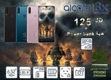 Alcatel 3X 6ram 128G 4000 Battery بصمه