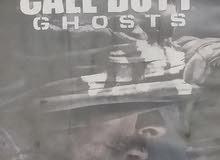 cod Ghosts للبيع او التبديل