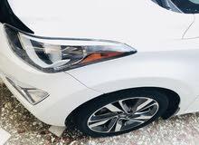 Hyundai Elantra 2015 For sale - White color