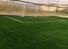عشب صناعي للملاعب
