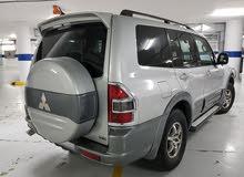 Automatic Mitsubishi Pajero 2001
