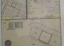 للبيع ارض سكنية ف بوشر الأنصب الجفار بالتحديد موقع ممتاز