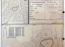 ارض سكني تجاري في مدينة النهضة مربع 13