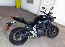 YAMAHA BIKE MT 07
