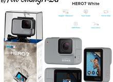 Go Pro Hero 7 new للبيع جو برو هيرو 7 جديده