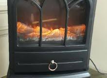 مدفئة كهربائية شومنيه