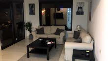 Fourth Floor  apartment for rent with 2 rooms - Amman city Abdoun