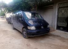 Mercedes Benz Vito in Benghazi