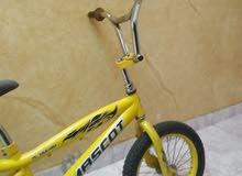 دراجة للبيع  مقاس 16