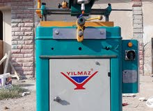 فريزر ألمنيوم صناعه إيطالي مستعمل مجدد بحالة جيدة عجمان المنطقه الصناعية