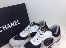 حذاء تقليد درجة اولى ماركة CHANEL