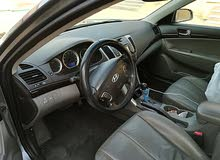 هواندي سوناتا موديل 2009سيارة ماشية 160miسيارة خاليه من العيوب