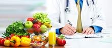 دكتور تغذية علاجية وتخسيس
