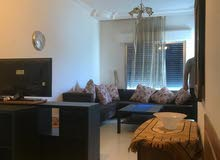 Second Floor  apartment for sale with 2 rooms - Amman city Tla' Ali