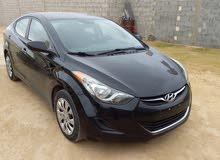 Used condition Hyundai Elantra 2012 with 10,000 - 19,999 km mileage