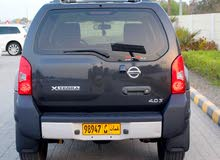 Nissan Xterra 2015 For sale - Grey color