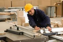 مطلوب نجارين ذوي خبرة للعمل في ليبيا