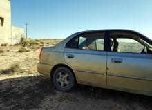 Automatic Hyundai 2003 for sale - Used - Western Mountain city