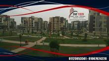 فرصة للبيع في كمبوند دار مصر القرنفل شقة 130م بحري موقع متميز جدا