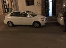 Hyundai Accent car for sale 2009 in Tripoli city
