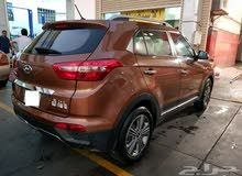 Automatic Brown Hyundai 2017 for sale