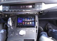 صيانة وتعديل وتركيب جميع انواع شاشات اسيارات الحديثة