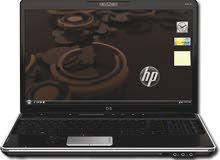 شاشة ورامات لابتوب  للبيعHP DV6 1234nr
