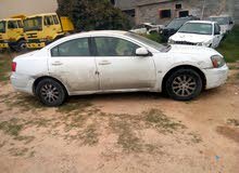 White Mitsubishi Galant 2010 for sale