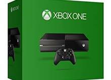 اكس بوكس ون مستعمل بحالة ممتازة - Xbox one
