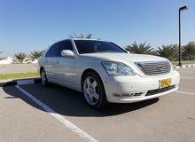 Gasoline Fuel/Power   Lexus LS 2004