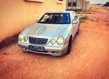E 240 2001 for Sale