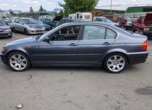 BMW 330 2004 For sale - Grey color