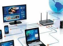 فنيين كمبيوتر و شبكات انترنت