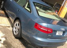 Blue Audi A6 2010 for sale