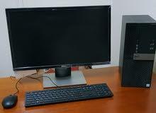 فرررصة .. كمبيوتر مكتبي للبيع بمواصفات عالية - استخدام بسيط