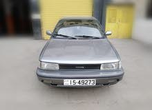 Toyota Corolla 1989 For sale - Grey color