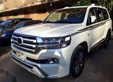 Land Cruiser for rent