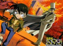 أنمي المحقق كونان Detective Conan