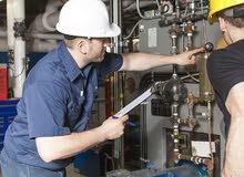 صيانة وتصليح الآلات/ المعدات الميكانيكة والكهربائية